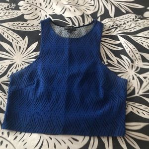 LIKE NEW Forever 21 crop top